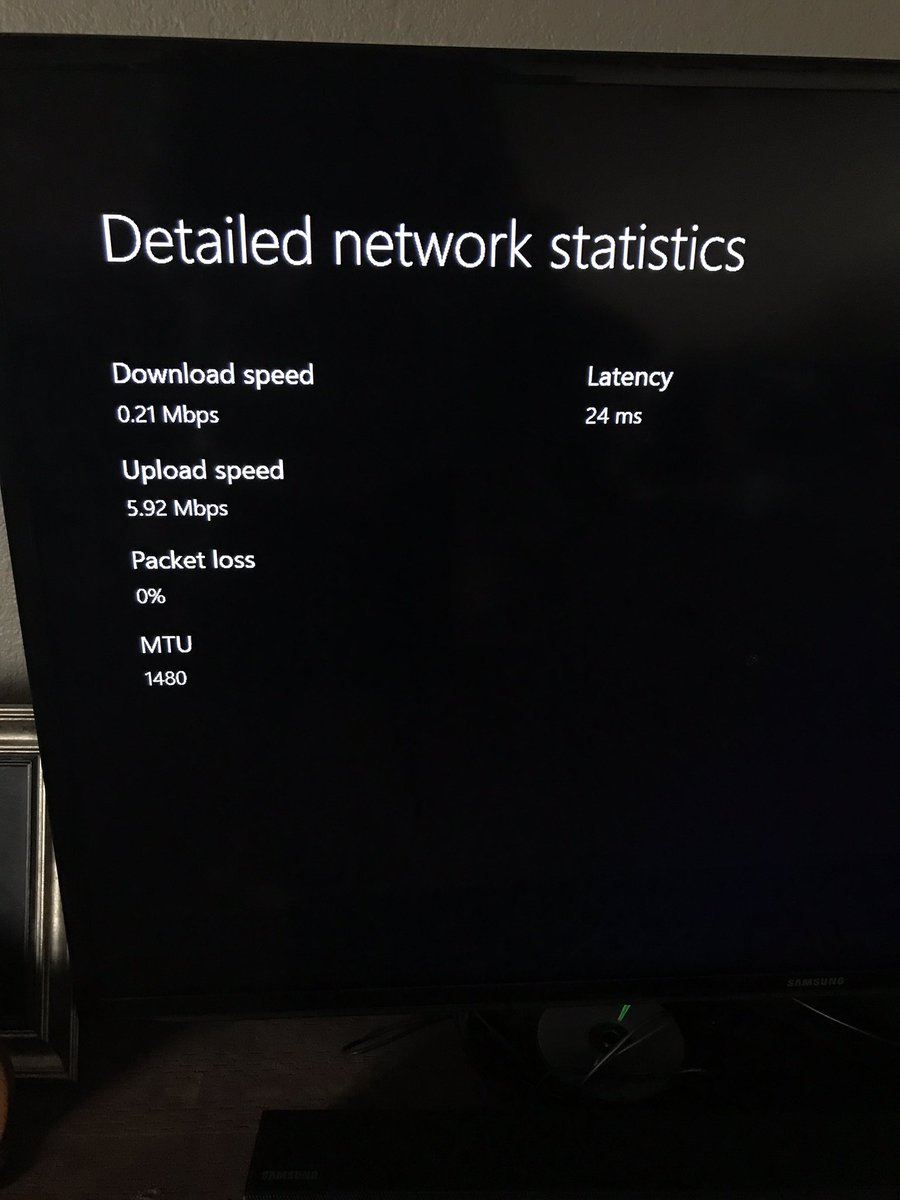Speed test download
