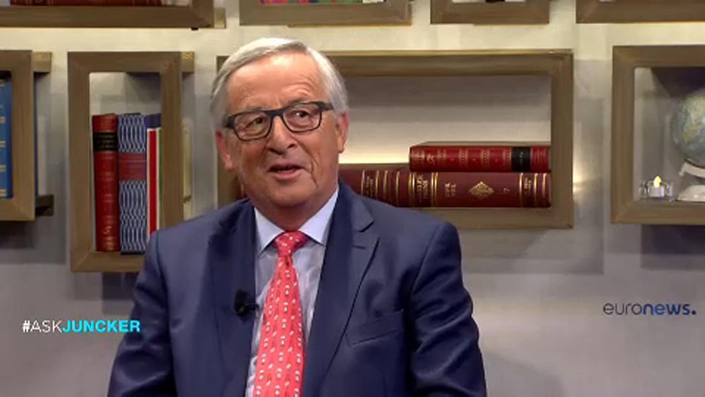 Jean-Claude Juncker: I would respect Catalonia 'yes' vote https://t.co/UoiqFd3upz