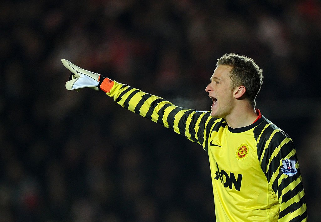 OFFICIAL: Sean Dyche has confirmed that former Man United goalkeeper A...