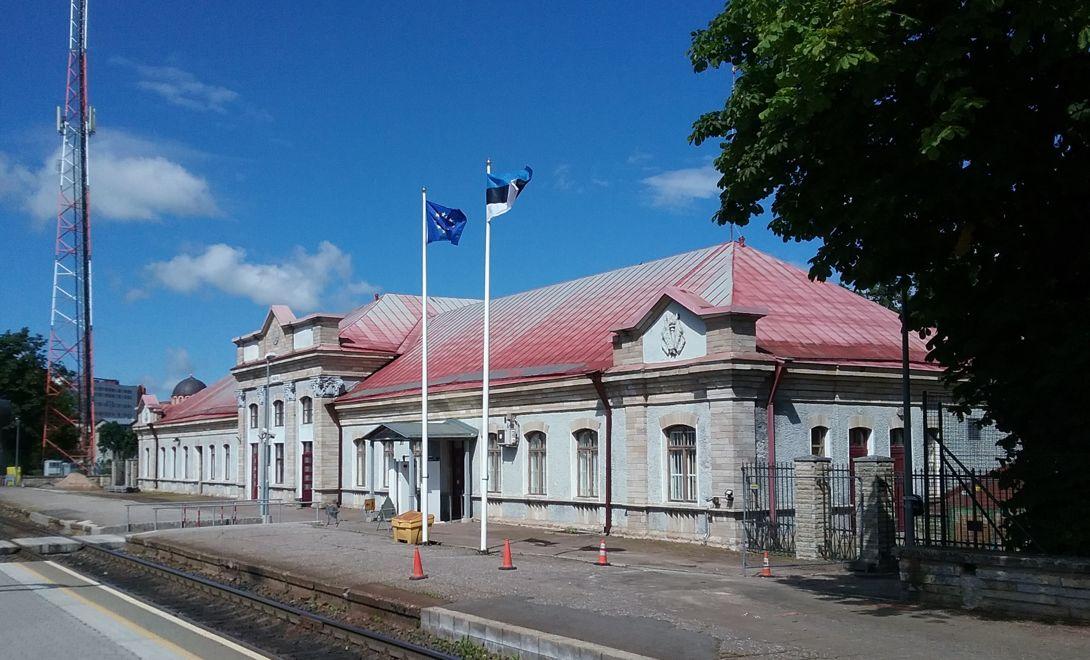 Железнодорожный вокзал абакан