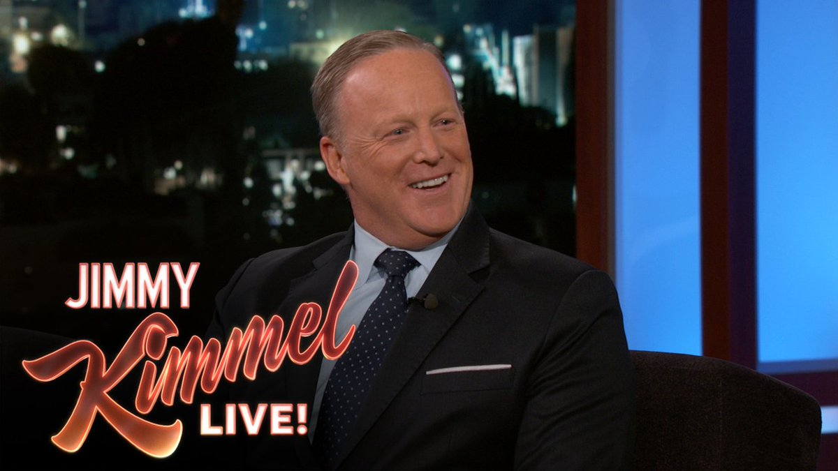 Does @SeanSpicer think @MelissaMcCarthy...
