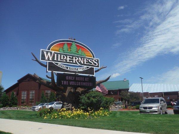 Wilderness wisconsin dells