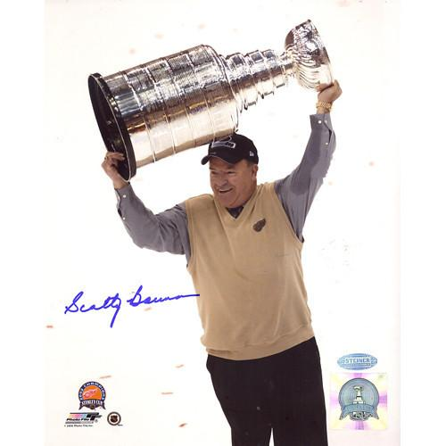 Happy birthday, Scotty Bowman!