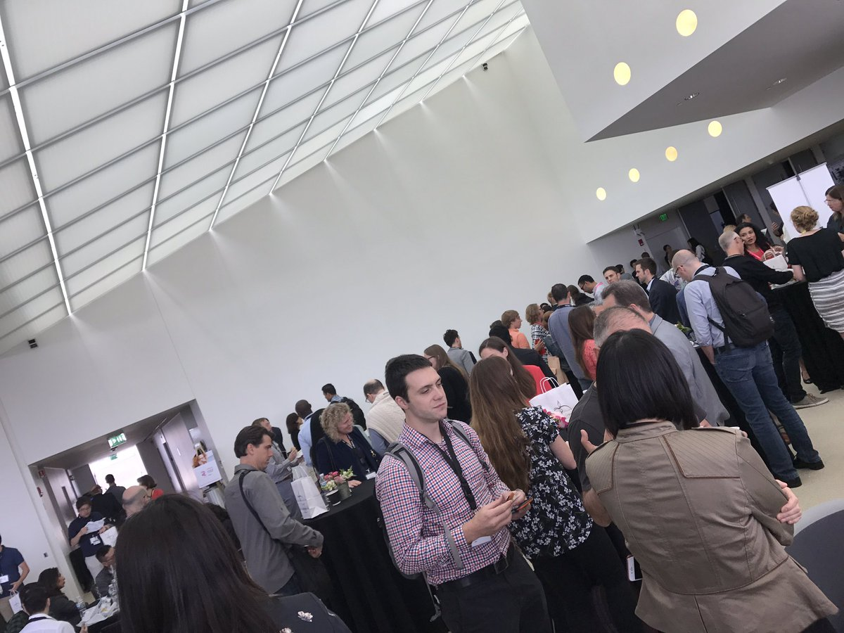 4/5 @Affectiva ur energy + excitement was contagious, made all our speakers, panelists, exhibitors and guests feel welcome. #EmotionAIsummit <br>http://pic.twitter.com/1i1UerubA3