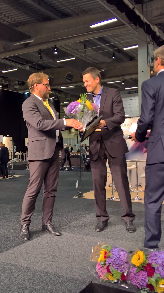 Very proud for @HerantisPharma receiving Nordic Stars Award at #nlsdays ! Great recognition of scientific research in Finland @helsinkiuni !<br>http://pic.twitter.com/9OwRSGxMyN