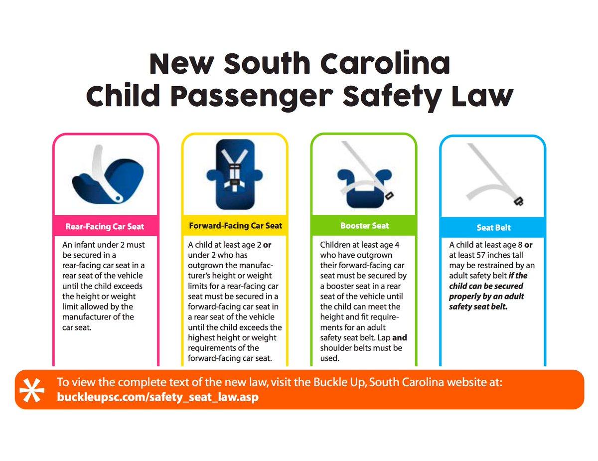 North Carolina Car Seat Laws Rear Facing | Awesome Home