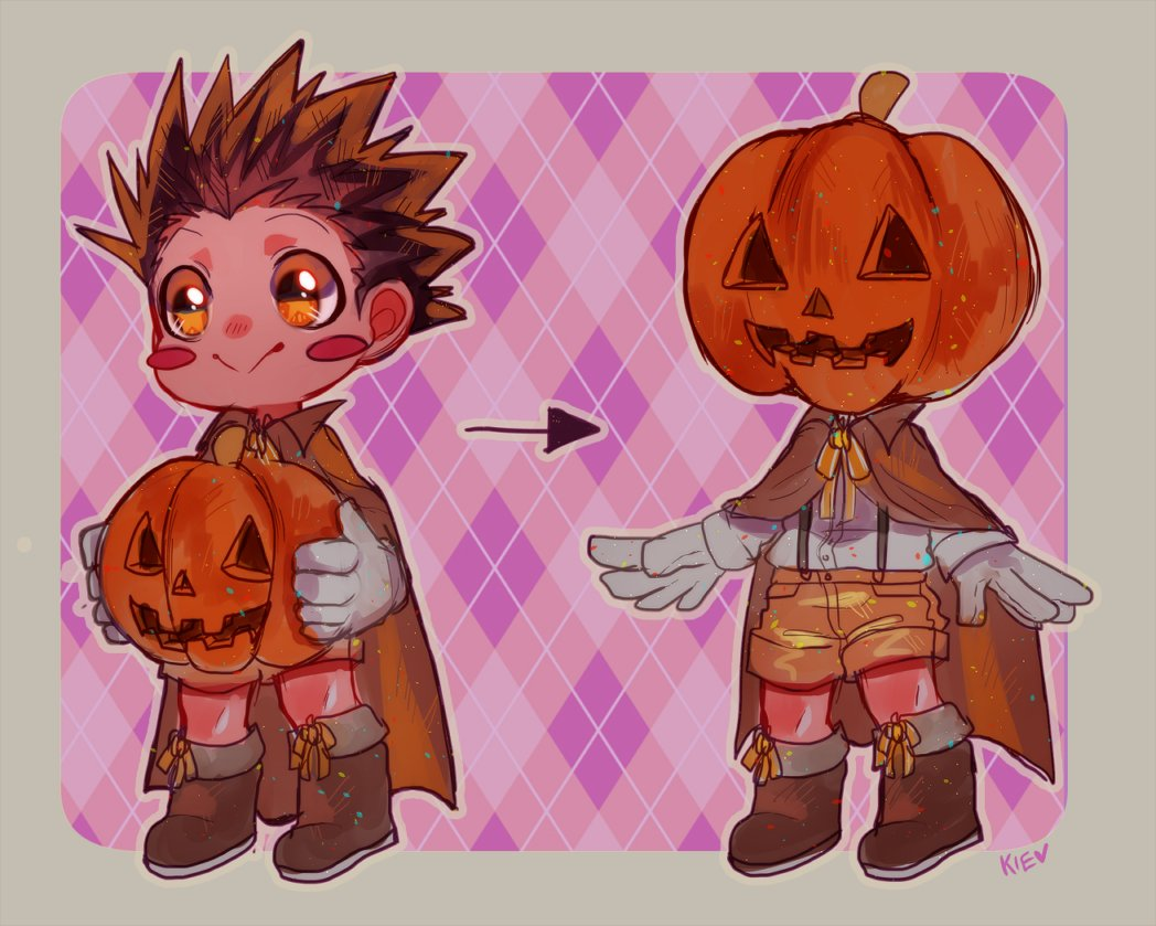 Looking halloween treats