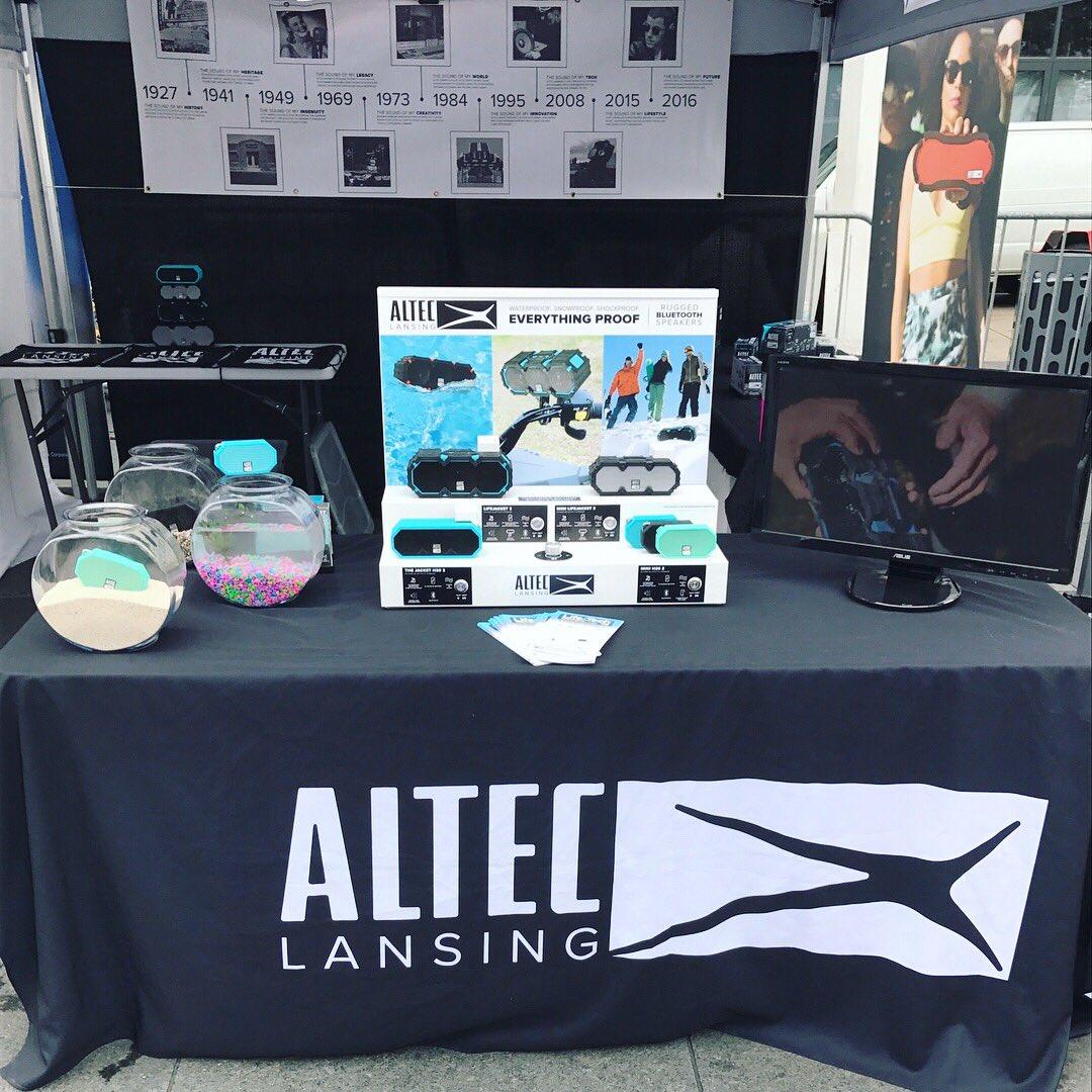 Altec Lansing on Twitter: