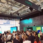 That's a wrap #dmexco2017! Thank you to everyone who came to meet, listen and learn with the @Captify team. #adtech #dmexco