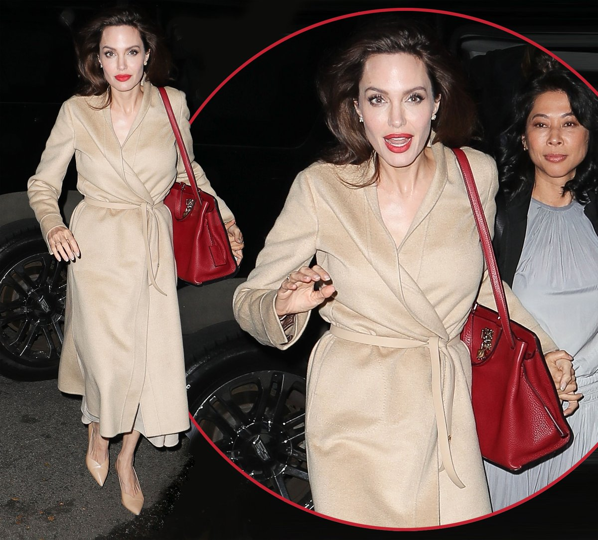 For angelina movie