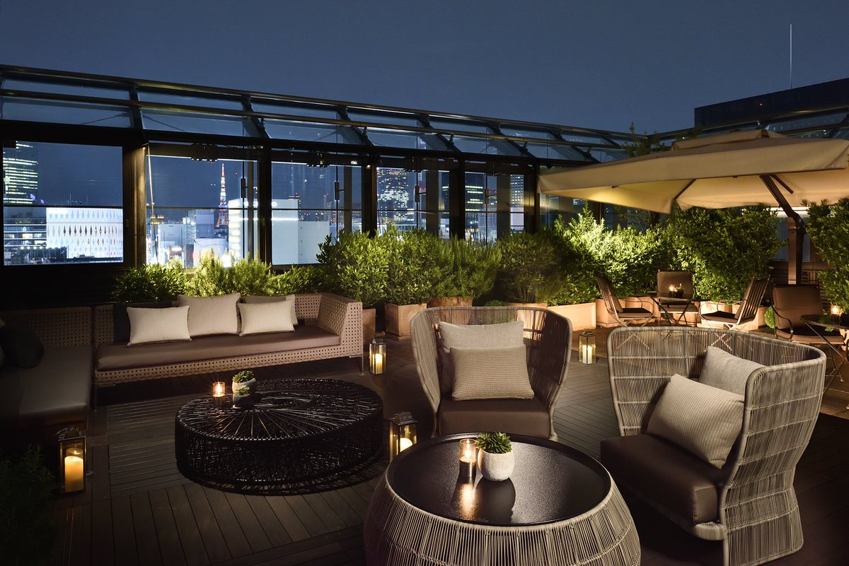 Bulgari Hotels على تويتر We Ve Just Updated Our Terrace