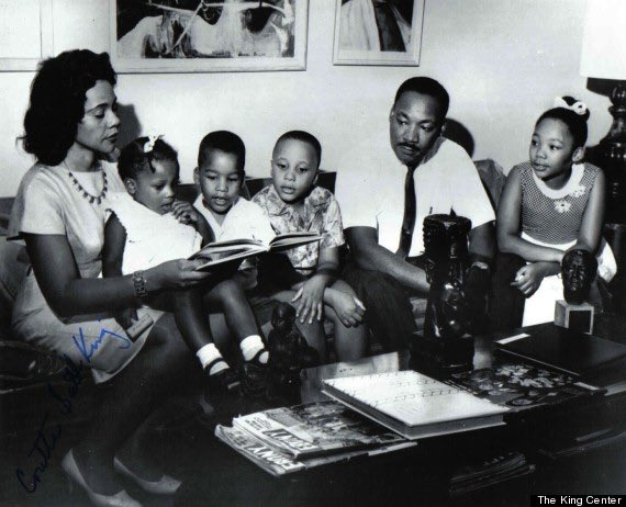 #ThrowbackThursday #TBT #Kings #MLK #CorettaScottKing https://t.co/iLa...