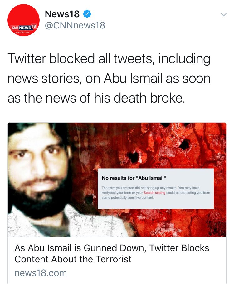 #AmarnathAttack mastermind #AbuIsmail sent to his 72 hoories but @Raheelk seems to have gone under depression Indian Army Rocks  <br>http://pic.twitter.com/Bktg2BgPrZ