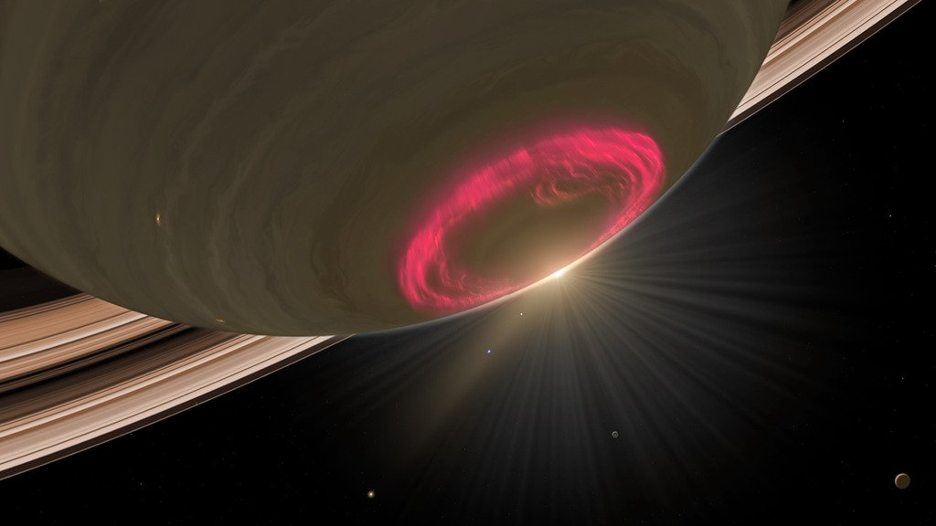 From seas of liquid methane on the moon Titan, to Saturn's aurora, here are some of @CassiniSaturn's top discoveries https://t.co/iXr9YOLHur