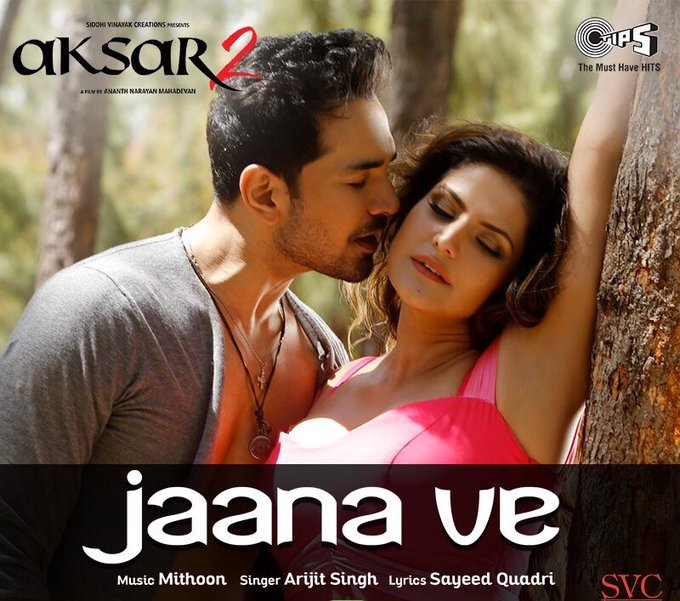 The latest love anthem in #ArijitSingh's soulful voice is finally out❤️ https://t.co/OW9c3bCHbD #JaanaVe #OutNow  @aksar2film @tipsofficial https://t.co/l7Iu46qj5d