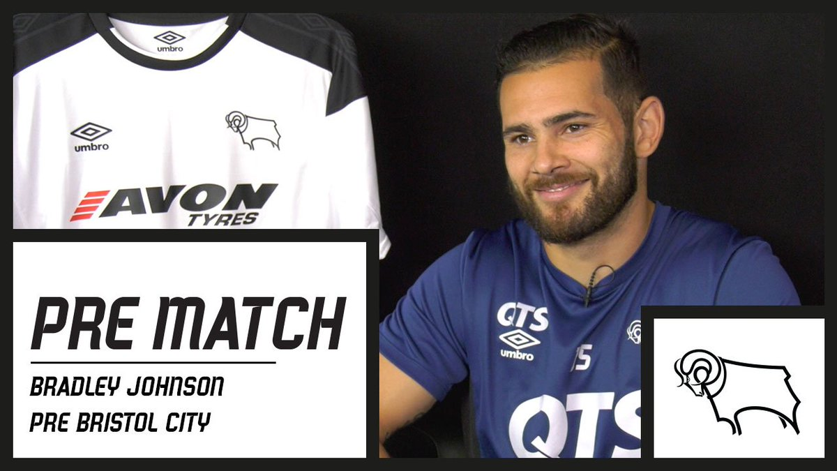 @BradJohnson15 Catch @BradJohnson15s full pre-match interview ahead of this weekends trip to @bcfctweets on #RamsTV now! 👉 dcfc.co.uk/news/2017/09/w…