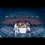 東京ドーム1日目も凄かったが、2日目もパねぇーな!!最高過ぎた!宇宙一の声期待してたけど、まじで宇宙…