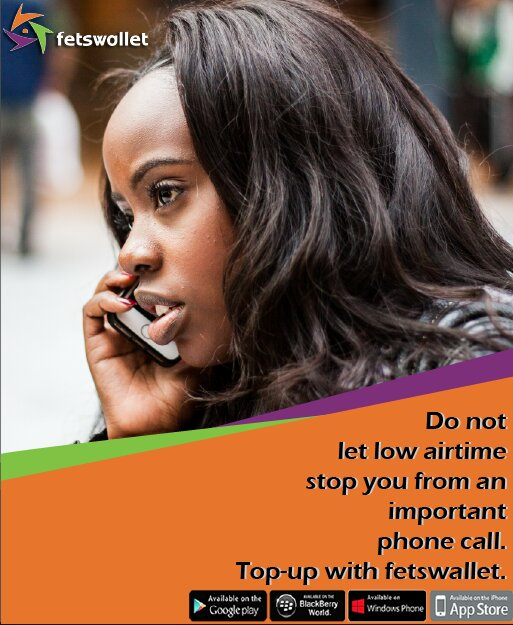Top-up with fetswallet. #fetswallet #MobileWallet #TopUp #DigitalWallet #Lagos #Nigeria<br>http://pic.twitter.com/GFG4kMVxIE