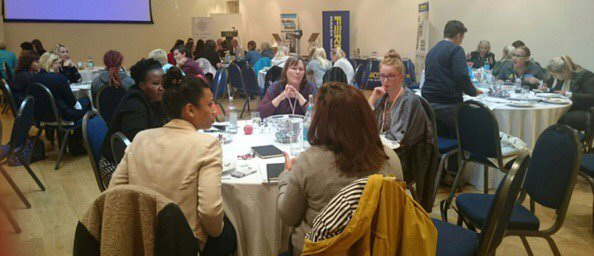 Involved in discussions in #workshop fron @PolypipeTrade #WITConferenc...