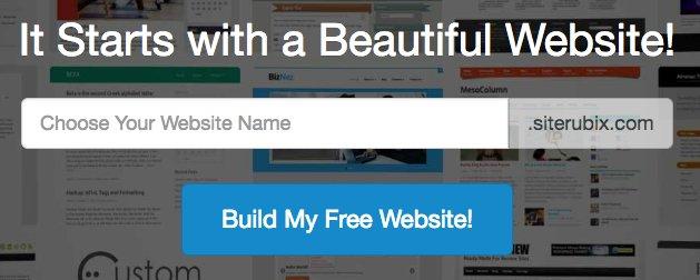 Websites for free