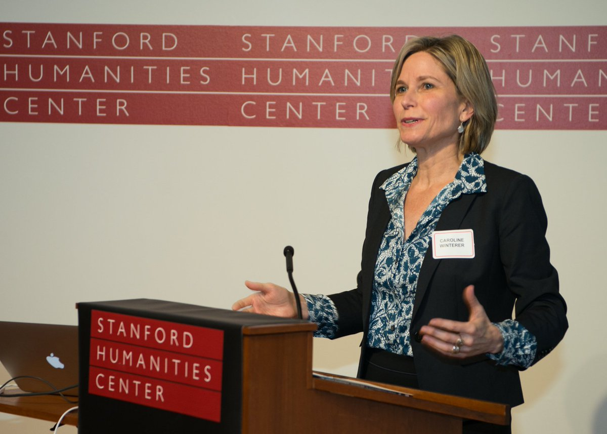 Stanford Humanities Center on Twitter: