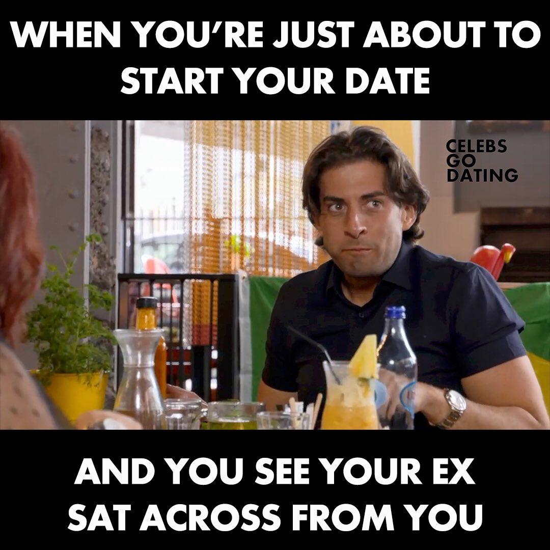 awkward dating meme
