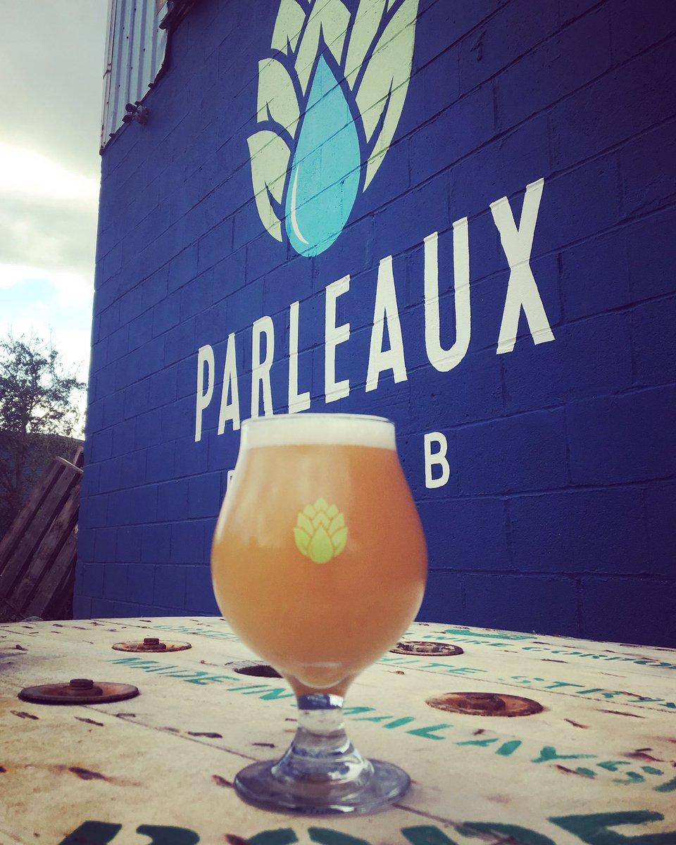 Parleaux Beer Lab on Twitter: