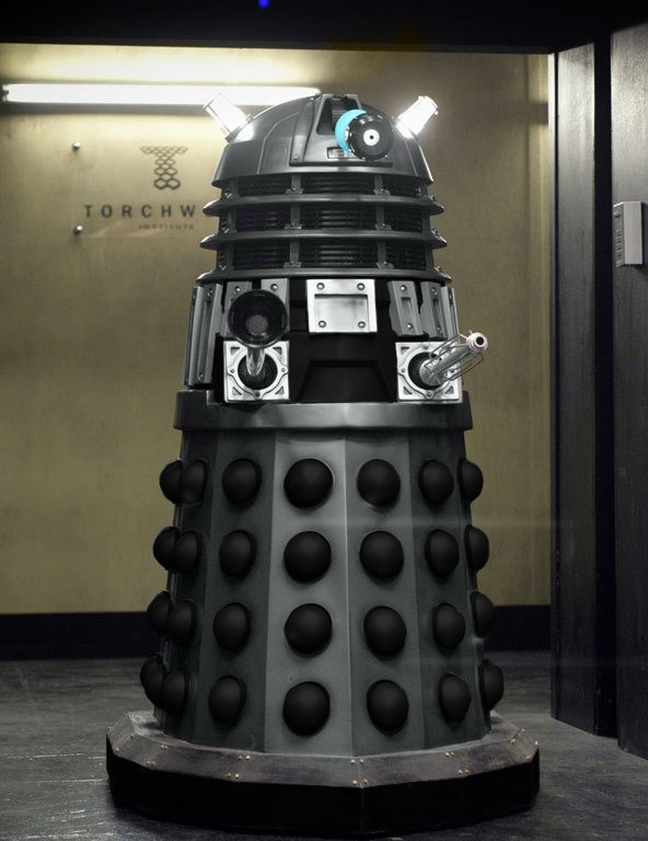 Doctor who daleks in series 11 2018 by doctorwhoone on - Doctor who dalek pics ...
