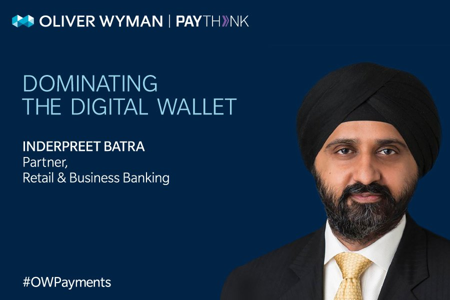 .@InderpreetBatra on dominating the #digitalwallet @PayThink #payments #OWPayments  http:// owy.mn/2xAtGNj  &nbsp;  <br>http://pic.twitter.com/Y5vWzGyLBG