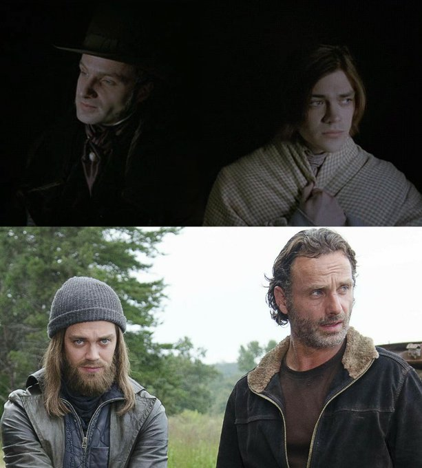 A very Happy Birthday to Andrew Lincoln!
