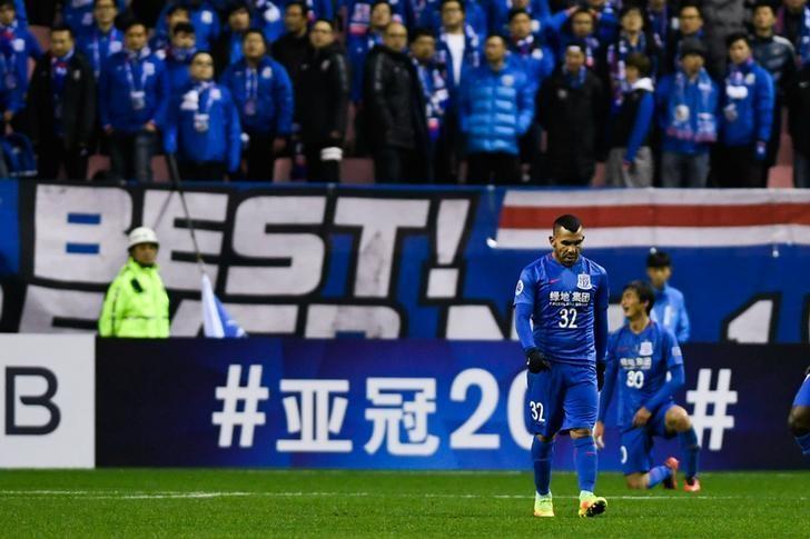 'Acima do peso', Tévez é afastado indefinidamente pelo Shanghai Shenhua https://t.co/kOkwx0cwmG #sportsNews