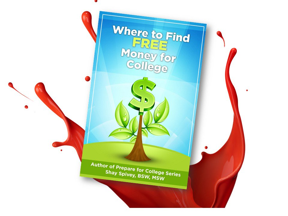 Where to Find FREE Money for College by Shay Spivey  http:// amzn.to/2sx3oWb  &nbsp;     #ThursdayThoughts #CLS2017 #IfCellphonesDidntExist<br>http://pic.twitter.com/CuxZsHodI6