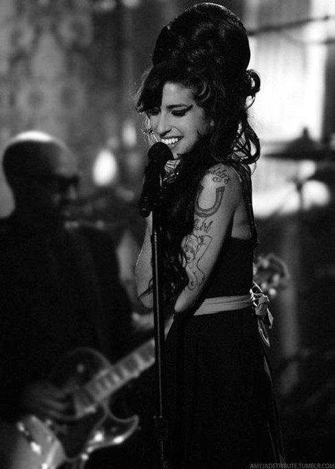 Happy birthday Amy Winehouse