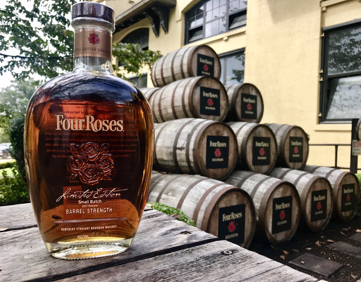 Here's a sneak peek of our 2017 Limited Edition Small Batch