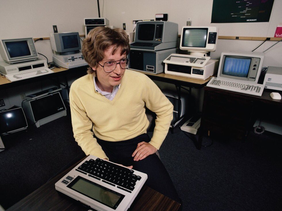 Most people overestimate what they can do in 1 year and underestimate what they can do in 10 years. —@BillGates #BIF2017 <br>http://pic.twitter.com/KvDLA1w9z8