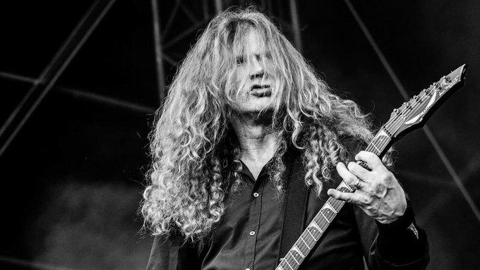 Happy Birthday Dave Mustaine!!