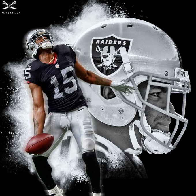 Happy Birthday! to one of my favorite current Raiders, Michael Crabtree (