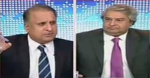 Muqabil – 14th September 2017 - Five Judges on Same Page Against Chairman NAB thumbnail