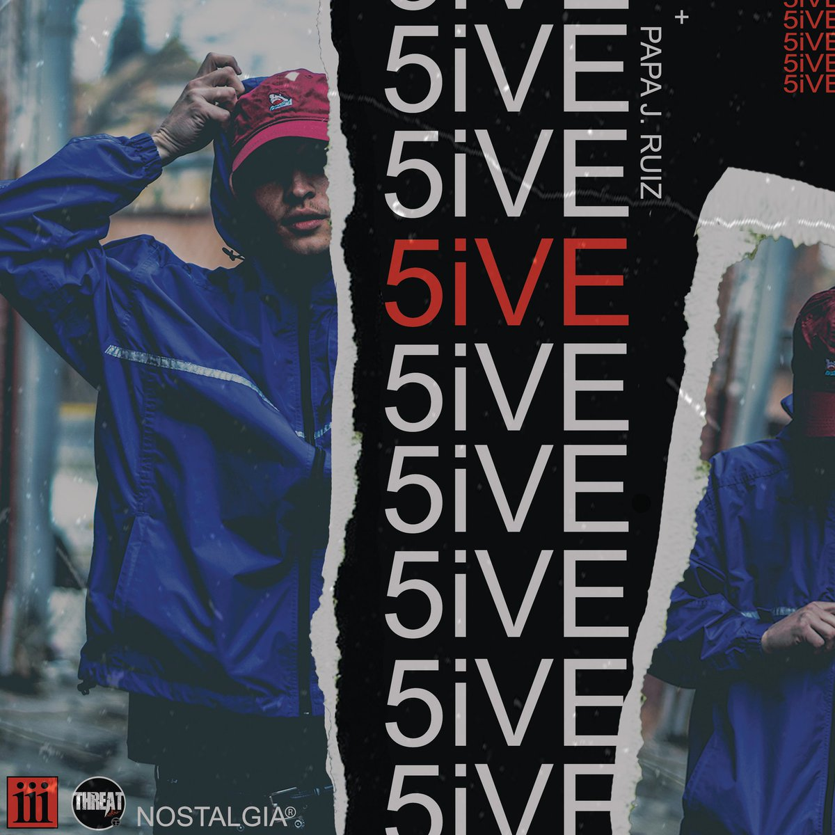 HERE YOU ALL GO NEW EP ONLY ON YOUTUBE !  🖑5iVE  5 new songs all on 1 track  Every Lyric is real  #iii #THREAT   https:// youtu.be/_cRFoW_sHkw  &nbsp;  <br>http://pic.twitter.com/lUWq3UyT7F