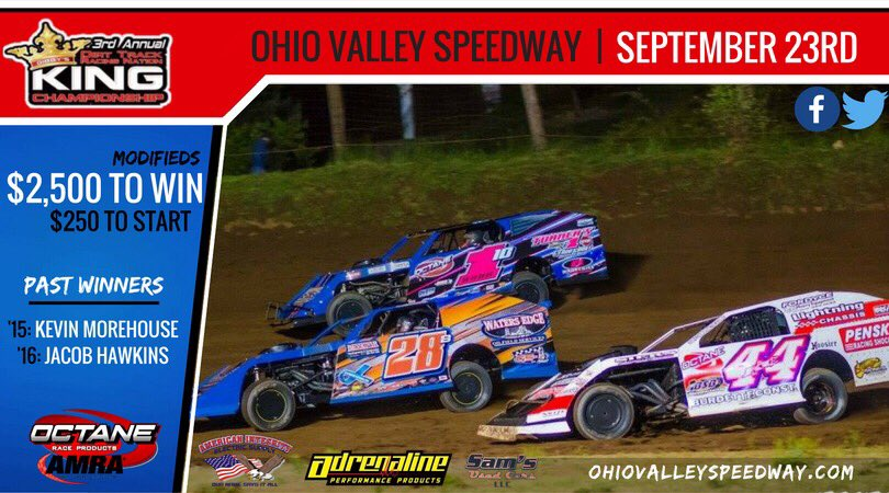 Ohio speedways
