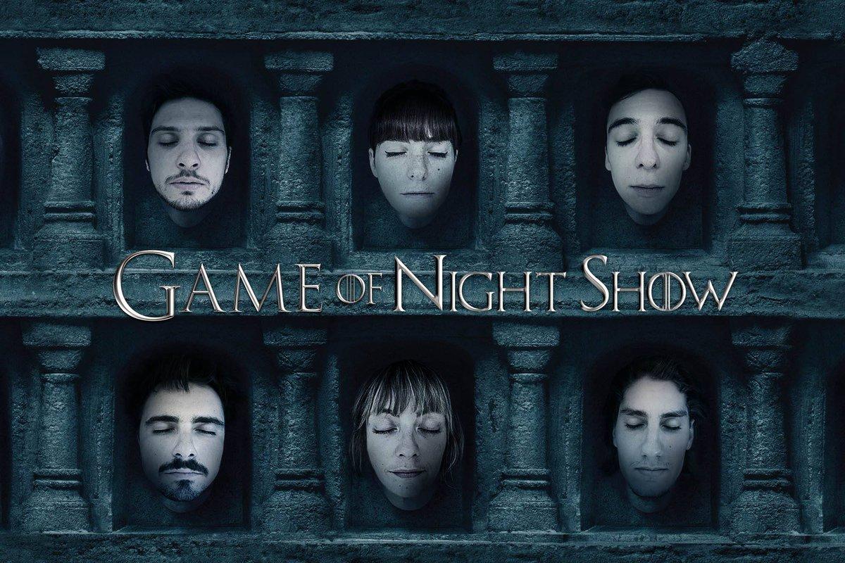 Yo !! C'est parti pour la dernière de la semaine...  Qui a regardé la dernière saison de GOT ?  #LeNightShow