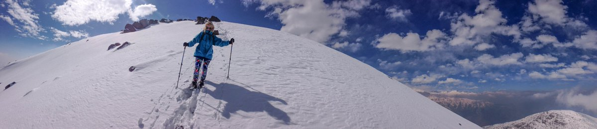 Snow hike Cerro Conchali, Santiago Chile #trekking #santiago #nieve #wechutours #happydays #chile #losandes #theandes <br>http://pic.twitter.com/GkeLFQnqJf