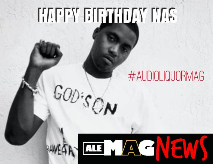 Happy 44th Birthday to the God Emcee >>> NAS <<<