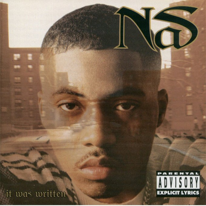 Happy 44th birthday to a legendary rapper...Nas