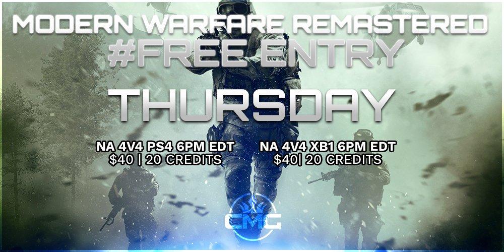 modern warfare remastered free xbox one