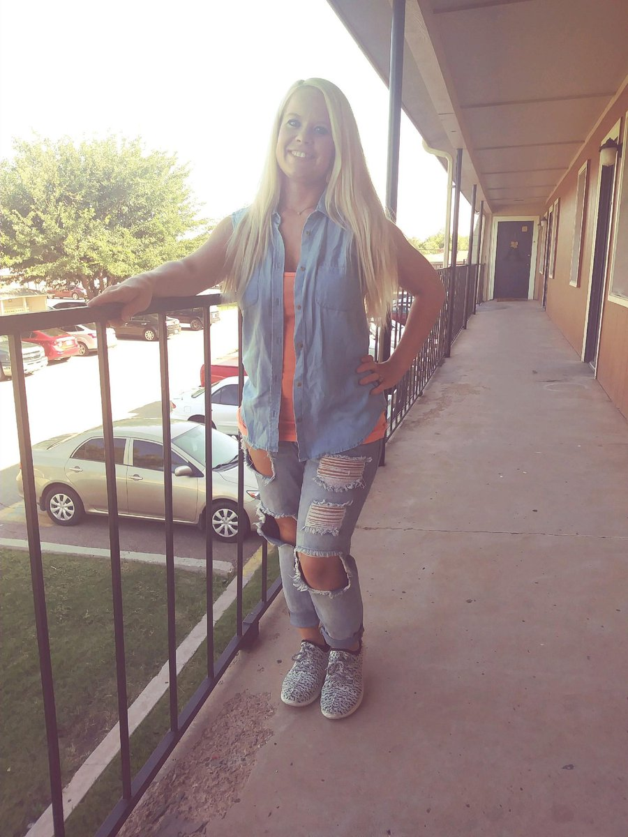 my blonde wife