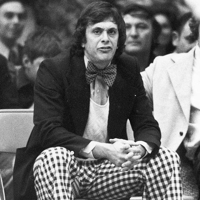 Happy birthday, Larry Brown!