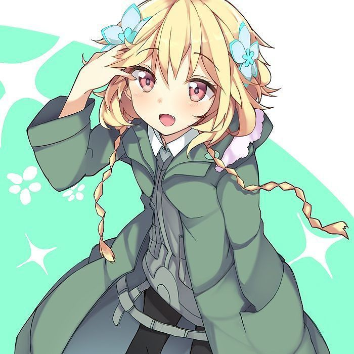"""Loli Universe On Twitter: """"Anime : Rolling Girls Character"""