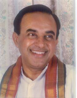 A very happy birthday to subramanian swamy ji