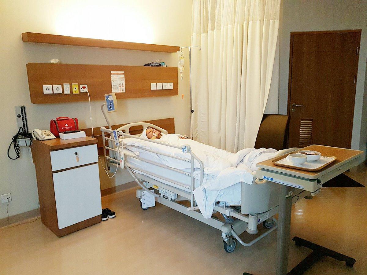 Orang Sakit Dirawat Di Rumah Sakit